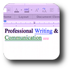 Professional Writing & Communication